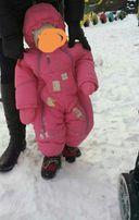Комбинезон зимний danilo