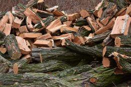 Drewno kominkowe i opałowe akacja