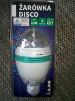 Żarówka disco