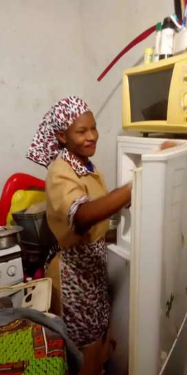 RESPONSIBLE DOMESTIC WORKER