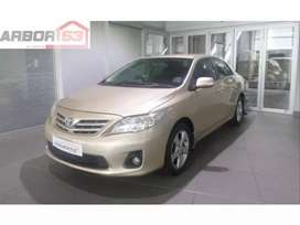 2011 Toyota Corolla 1.6 Advanced Auto For Sale