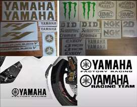 2005 R1 Yamaha decals stickers graphics kits