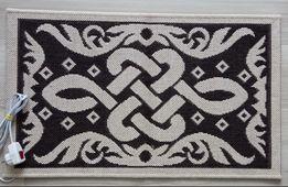 Жаккардовый коврик с подогревом