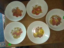 Miska z owocami, Bareuther