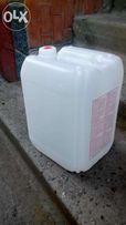 Канистра пластиковая 10л ПЭТ,полиэтиленовые канистры, пищевые для воды