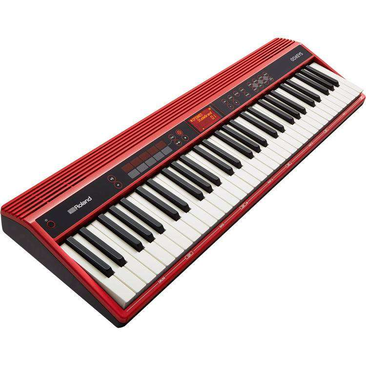Roland GO:KEYS GO-61K Music Creation Keyboard 0