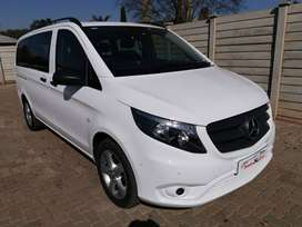 MERC VITO TOURER SELECT 116 CDi
