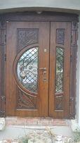Drzwi zewnętrzne wejściowe do domu Ekskluzywne.