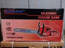 Бензопила GoodLuck(гудлак) GL6500C (2 шины, 2 цепи)
