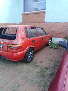 Toyota conquest stripping for spares