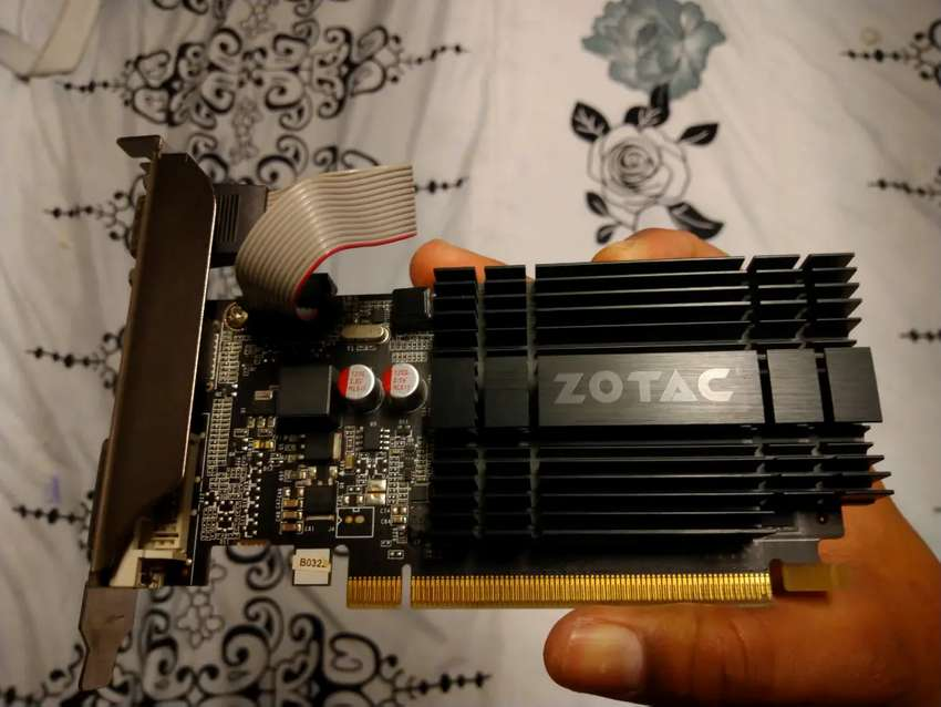 Zotac GT710 1GB Graphics Card 0