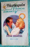 Harlequin madical romance - Pieśń weselna - Rebecca Lang