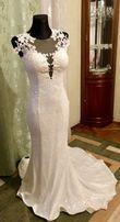 Продам весільне плаття!!!
