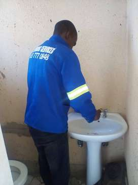PLUMBER AVAILABLE Midrand  & Thatchfield Area