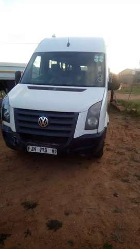 For sale VW crafter 23 seater 2.5 TDI