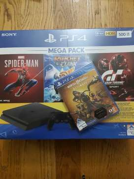 Playstation 4 PS4. Brand new, sealed