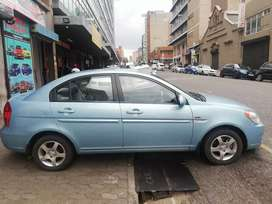 Hyundai accent 1.6 CVVT model 2010 for SELL