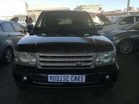 Automatic Range Rover Sport 4.4 SEH 4x4