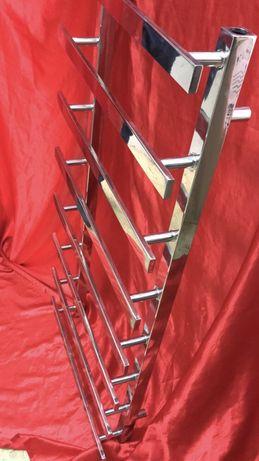 Полотенцесушитель Профильный квадрат 80*50 большой выбор,разные модели