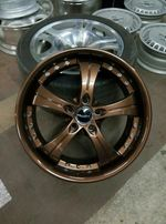 Кованые японские диски Weds Bellona R18 8.0 +38 5*114.3/112 цо - 73мм