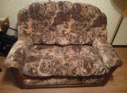 Раскладной полуторный диван