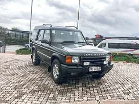 Land Rover Discovery TD