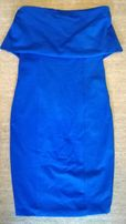 Niebieska hiszpanka 40/42 xl