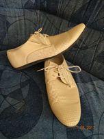 Мужские красивые туфли