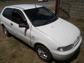 Fiat Palio 1.2el  2001model in everyday use...Body needs attention