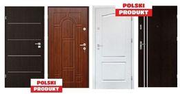 drzwi wejściowe wyciszone wzmocnione-SUPER OKAZJA-montaż w cenie