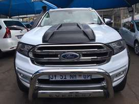 Ford Everest 3.2 XLT automatic 4WD