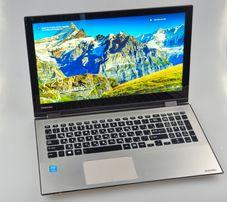 Ноутбук Toshiba P55W i5-6200U 2.3-2.8GHz 8Gb 1Tb 1920x1080 IPS Win10