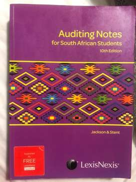 Auditing Notes for South African Students 10th Edition