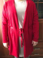 Nowy czerwony sweter ZIZI