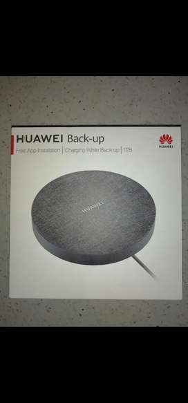 Huawei back up device brand new