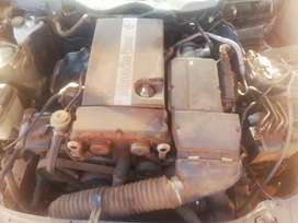 Mercedes-Benz W203 stripping for spares