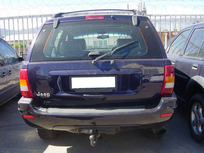Jeep Grand Cherokee Limited 4.0 auto 1999 spares for sale. 0