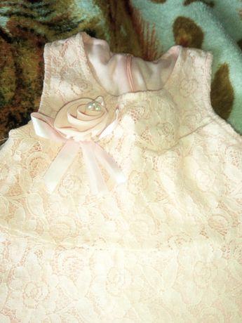 Платье для девочки Волчанск - изображение 2
