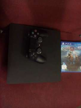 Ps4 console for sale 500 gb only  3days special offer