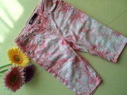 Розовые бриджи штаны джинсы Levi's