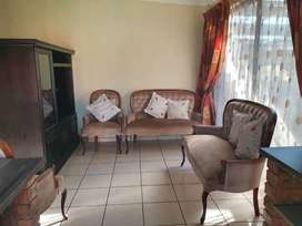Garden flat to rent in Vanderbijlpark CW1, close to CBD and Vaal Mall.