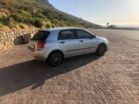 Toyota Runx 140Rs 2006 model for sale