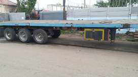 12m trailer dealer stockd ready for work hendred
