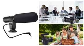 New! 3.5mm Digital Video On-Camera Recording Microphone