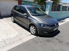 Vw polo 1.4 comfortline.charcoal Grey colour. Good condition. Low Km.