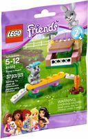 Lego Friends 41022 Klatka Królika Seria 2
