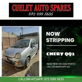 Chery QQ3 Stripping