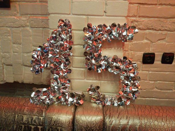 Цифра 1 та 5 на день народження Ивано-Франковск - изображение 1
