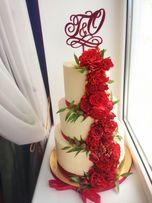 Торти на ювілеї, весілля Червоноград, Сокаль