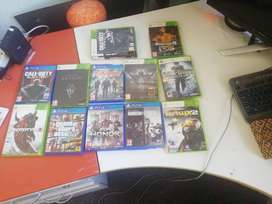 Selling Ps4 and Xbox 360 games